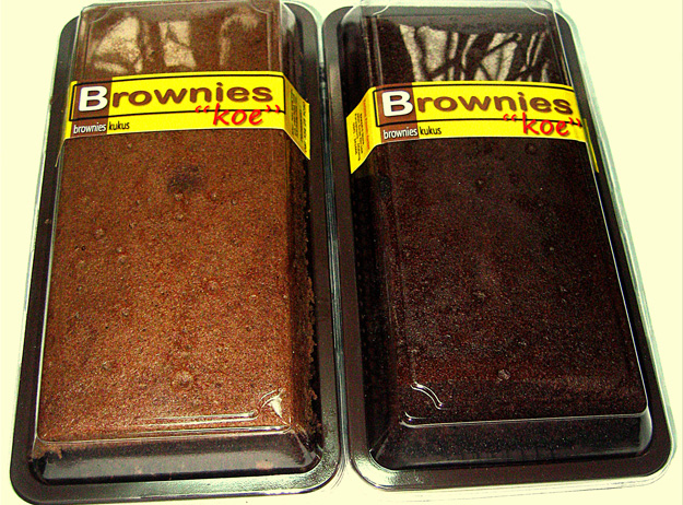 Brownies Ori dan Kayumanis