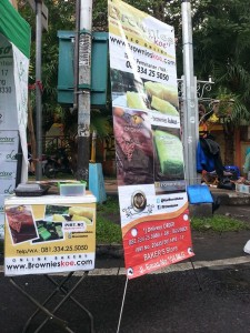 Brownies Malang road show