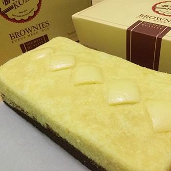Brownies Keju Colat